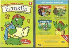 DVD - FRANKLIN : LE MEILLEUR DES COPAINS ( DESSIN ANIME ) / COMME NEUF