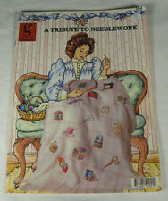 Cross Stitch Patterns Book A Tribute to Needlework Graphworks International