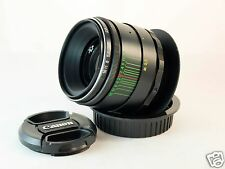 HELIOS 44-2 2/58 mm USSR LENS for CANON EF-S mount EOS Kiss Rebel T2i T3i T4i T5