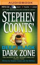 Deep Black: Dark Zone 3 by Stephen Coonts and Jim DeFelice (2015, MP3 CD,...