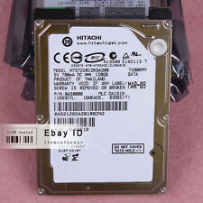 "HITACHI 120 GB 2.5"" 7200 RPM SATA 16 MB Hard Disk Drive HTS722012K9A300 HDD"