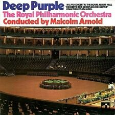 DEEP PURPLE Concerto For Group And Orchestra Vinyl LP Harvest SHVL 767 1980