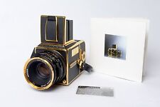 "Hasselblad 500C/M ""Gold Exclusive"" // Camera no. 0039*   Top Condition"