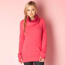 Womens Bench Womens Oatlands 11 Sweatshirt in Pink - 12 From Get The Label