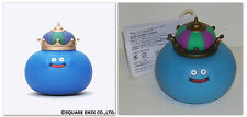 "DRAGON QUEST 007 SQEX TOYS KING SLIME 3.5"" TALL VINYL FIGURE WITH HANG TAG"