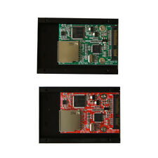 New SATA To SD  SDHC Adapter Converter Card With Housing
