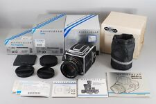 【MINT in BOX】 Hasselblad 503 CX w/CF 80mm F/2.8 A12 III From Japan #1314