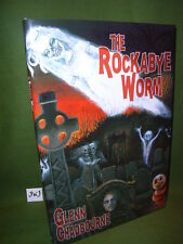 GLENN CHADBOURNE THE ROCKABYE WORM SIGNED LETTERED REMARQUED EDITION NEW SCARCE
