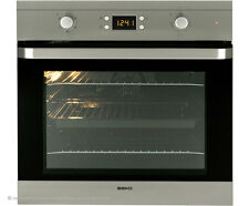 Beko OIF22300X Built In 59cm Single Cavity Electric Single Oven Stainless Steel