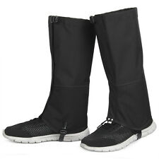 Waterproof Leg Cover Gaiters Boot Outdoor Climbing Walking Snow Ski Protector