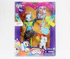 MY LITTLE PONY EQUESTRIA  GIRLS RAINBOW DASH; SERIES RAINBOW ROCKS