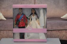 Princess Catherine Kate Middleton HRH Prince William Arklu Doll Dolls 2010 BNB