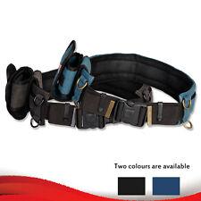 Cámara SLR Cámara ajustable cintura Pistolera Cinturón Soporte para D UD-02 Color Azul