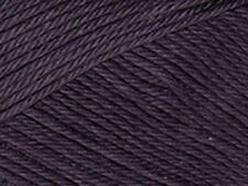 ROWAN SUMMERLITE 4 ply KNITTING COTTON Shade 432 aubergine