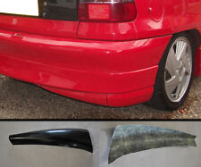Astra F GSI rear bumper tow eye hook cover cap WITHOUT CLIPS INSIDE