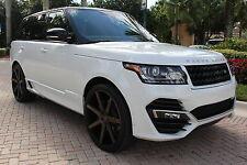 Land Rover : Range Rover 4WD 4dr SC