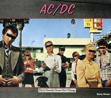Dirty Deeds Done Dirt Cheap - Ac/Dc CD EPIC