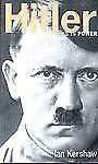 Hitler (Profiles in Power) by Ian Kershaw, Good Book