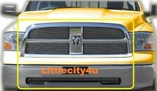For 2009 2010 2011 2012 Dodge Ram 1500 Billet Grille Grill  Combo upper bumper