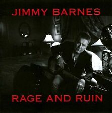 Rage and Ruin * by Jimmy Barnes (CD, Sep-2010, Liberation)