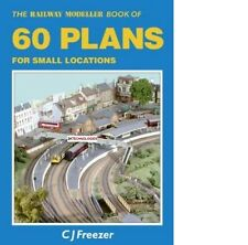 Peco PB3 Railway Modeller Book of 60 Small Location Track Plans 1st Class Post