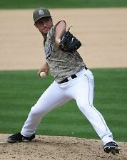 Huston Street 16x20 Photo Picture Poster San Diego Padres Camouflage Jersey #16