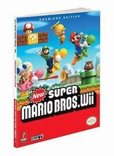New Super Mario Bros (Wii): Prima Official Game Guide (Prima Official Game Guide