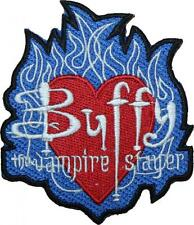Buffy the Vampire Slayer Logo Badge Embroidered Patch 3.5""