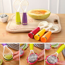 Fruits Cutter Peeler Slicer Spoon Dig Pulp Watermelon Kiwi Mango Hami Melon Tool