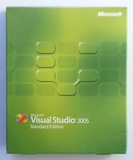 Microsoft Visual Studio 2005 Standard - Vollversion - Englisch -