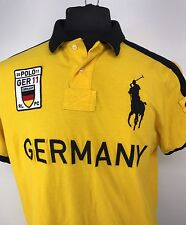 Ralph Lauren XL Polo - Germany 2011 - Custom Fit Short Sleeve Shirt Extra Large