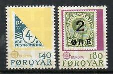 Faroe Islands MNH 1979 Eurostamps - Postal History