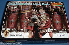 STRELETS SET M 99. REPUBLICAN ROMAN LEGION RANKS. 1/72 SCALE. 40 FIGS