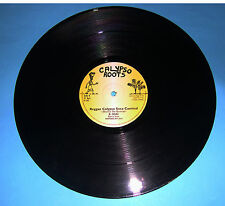 Barry Issac - Reggae Calypso Soca Carnival / Ice Cold Lady/Cold As Ice -RARE 12""