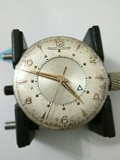 Jaeger LeCoultre Memovox cal. P489/1 - good movement working