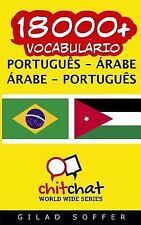 18000+ Português - árabe árabe - Português Vocabulário by Gilad Soffer (2015,...
