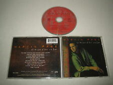 MARTIN PAGE/IN THE HOUSE OF STONE AND LIGHT(MERCURY/522 104-2)CD ALBUM