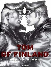 Photo and Sexy Bks.: The Art of Tom of Finland by Micha Ramakers (1998,...