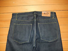 Cheap Monday Jeans dark wash # W 33 43cm L 34 84cm # Hose dunkel blau # Business