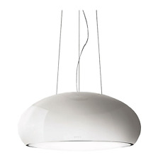 Elica Seashell WH/F/80  Pearl Wh  island cooker hood . FREE SHIPPING!
