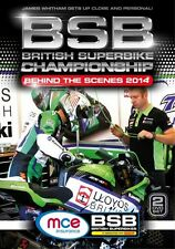 British Superbike Championship Season Review 2014 - Behind The Scenes  2014 DVD