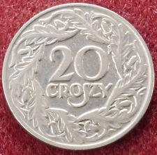 Poland 20 Groszy 1923 (C1212)