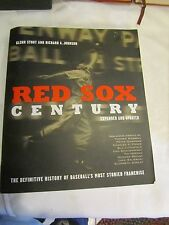 Red Sox Century The Definitive History of Baseball's Most Storied Franchise  MER