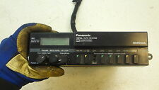 1984 Honda Goldwing GL1200 Aspencade H805. Panasonic radio cassette AM FM deck