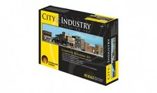 Woodland Scenics #1486 City & Industry Building Set™ 15 HO Scale Building Kits