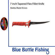 Bubba Blade - 7 inch Tapered Blade Flex Fillet Knife