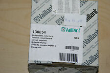 VAILLANT 130854 13-0854 LEITERPLATTE INTERFACE MAG 11-2/0 14-2/0 16 -2/0 NEU