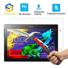 9H+ Premium Tempered Glass Screen Protector For Lenovo Tab 2 A10-70F 10'' Tablet