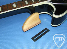 Mini Fret Crowning Luthier Tool - Guitar Bass File + Fretboard protector DIY kit