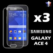 x3 Film de protection écran Samsung Galaxy ACE 4 ( G357FZ )  - HAUTE QUALITE -
